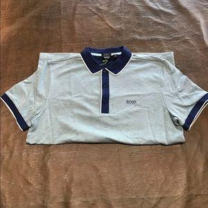 Hugo Boss Mens Polo/ Golf Shirt